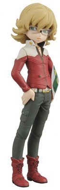 Tiger and Bunny 4'' Barnaby Half Age Trading Figure