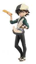 Tiger and Bunny 4'' Kotetsu Var. Half Age Trading Figure