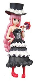 One Piece 4'' Perona Half Age Figure