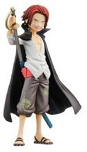 One Piece 4'' Shanks Half Age Figure
