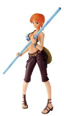 One Piece 6'' Nami Scultures Figure