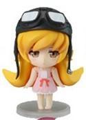 Nisemonogatari 3'' Shinobu Oshino Aviator Hat Prize Figure