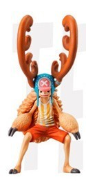 One Piece 5'' Chopper Styling Trading Figure