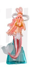 One Piece 5'' Shirahoshi Styling Trading Figure