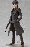 Fate Zero 6'' Emiya Kiritsugu Figma Figure