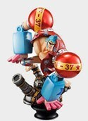 One Piece 4'' Franky Chess Piece Vol. 2 Trading Figure