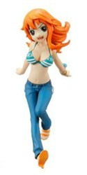 One Piece 4'' Nami Half Age Vol. 3 Trading Figure