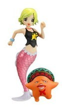 One Piece 4'' Keimi Half Age Vol. 3 Trading Figure