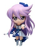 Heartcatch Precure! Cure Moonlight Chibi-Arts Figure