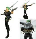 One Piece 1/7 Scale Zoro 3 Musketeers Ver. D.P.F.C.