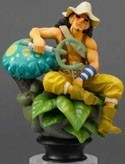 One Piece 4'' Ussop Chess Piece Vol. 1 Trading Figure