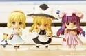 Touhou Project Nendoroid Petit Set 2 Marisa Kirisame, Patchouli Knowledge, Alice Margatroid
