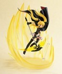Magical Girl Lyrical Nanoha 1/12 Scale Fate Freeing Battle Figure