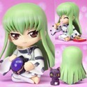Code Geass C.C. Chibi-Arts Figure