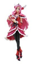 Fresh Pretty Cure Passion S.H Figuarts Figure