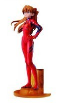 Neon Genesis Evangelion 4'' Asuka Plug Suit Special Portraits Figure