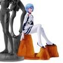 Neon Genesis Evangelion 4'' Rei Plug Suit Special Portraits Figure