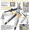 Strike Witches 6'' Eila Ilmatar Juutilainen Figma Figure