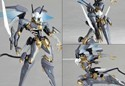 Zone of Enders Jehuty Naked Ver. Revoltech Figure