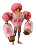 One Piece FilmZ 6'' Franky Styling Trading Figure