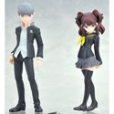Persona 4 4'' Yuu and Rise Phat Figure Set