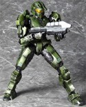Halo 4 Master Chief Play Arts Kai Action Figure