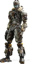 Dead Space 3 Isaac Clark Play Arts Kai Figure