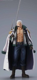 One Piece 6'' Smoker Punk Hazard Styling Trading Figure