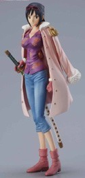 One Piece 6'' Tashigi Punk Hazard Styling Trading Figure