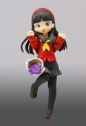 Persona 4 4'' Yukiko Half Age Trading Figure