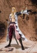 One Piece 6'' Basil Hawkins Figuarts Zero Figure
