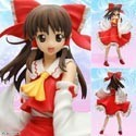 Touhou Project Shrine Maiden of Paradise Reimu Hakurei Regular Edition 1/8 Scale Griffon Figure