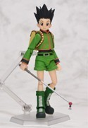 Hunter X Hunter 6'' Gon Freaks Figma Action Figure
