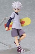 Hunter X Hunter 6'' Killua Zoldyck Figma Action Figure