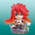 Tales of the Abyss 2'' Luke Long Hair Petit Chara Land Trading Figure