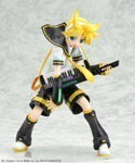 Vocaloid 1/8 Scale Len Good Smile Figure