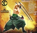 One Piece 7'' Scultures Zoro New World Prize Figure