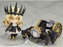 Black Rock Shooter Chariot with Tank (Mary) Nendoroid Figure