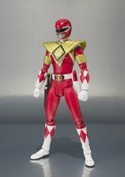 Power Rangers Armored Red Ranger S.H Figuarts Figure