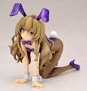 Toradora 1/8 Scale Taiga Bunny Suit Figure