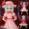 Touhou Project Remilia Scarlet Clear Pearl Ver. 1/8 Scale Griffon Figure