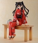 Fate Stay Night 1/8 Scale Rin Tohsaka Yukata Ver Figure