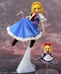 Touhou Project 1/7 Scale Alice Margatroid Masou ver. Figure