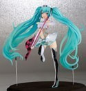 Vocaloid 1/8 Scale Racing Miku Figure