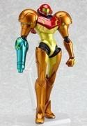 Metroid 6'' Samus Figma Action Figure