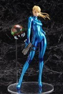 Metroid Zero Suit Samus 1/8 Scale Figure