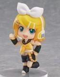 Vocaloid 3'' Rin Nendoroid Petit Miku Selection Trading Figure