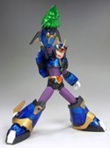 Megaman X 6'' Ultimate Armor D-Arts Action Figure