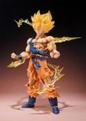 Dragonball Z 6'' Super Saiyan Goku Figuarts Zero Figure