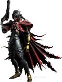 Final Fantasy VII Vincent Valentine Play Arts Kai Action Figure